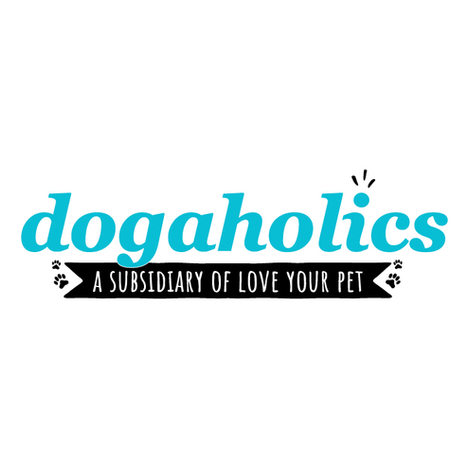 Dogaholics   Logo Design