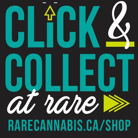 Rare Cannabis Poster