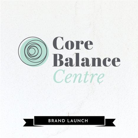 Core Balance Logo + Branding