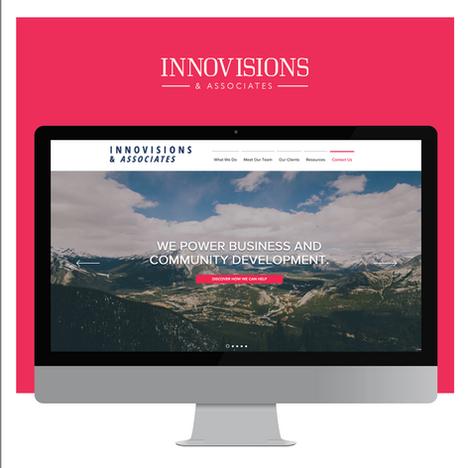 Innovisions Website Design