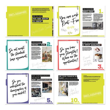 Contract | Book Design