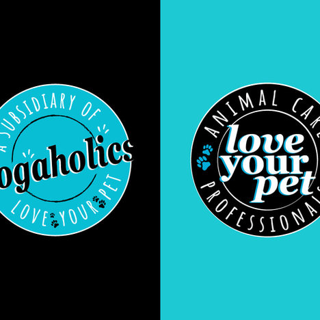 Love Your Pet | Logo Variation