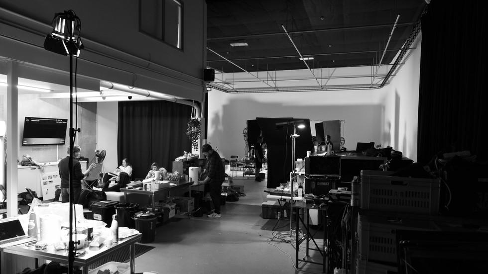 Working Studio