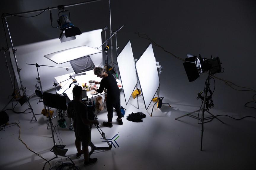 Working Studio - Table Top