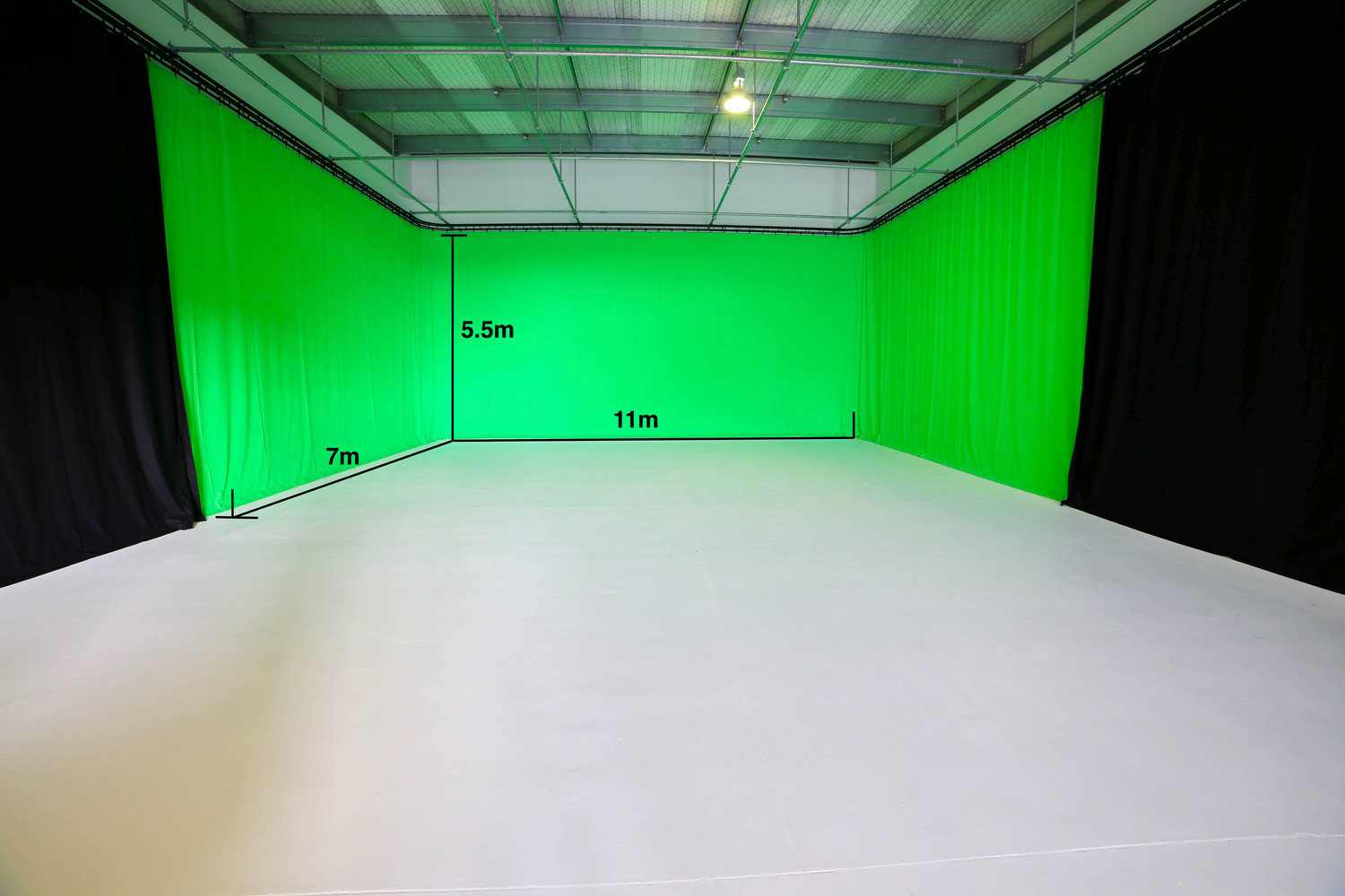 Greenscreen Curtain