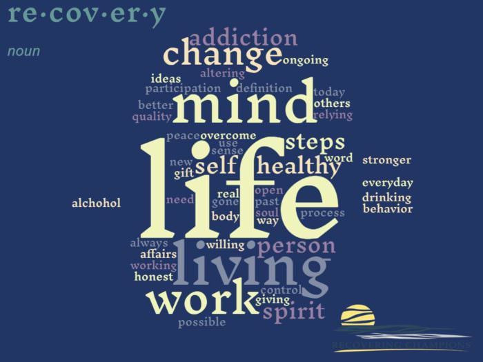 Resolution: Getting and Staying Clean and Sober