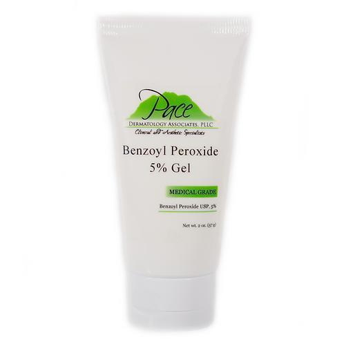 Benzoyl Peroxide 5% Gel