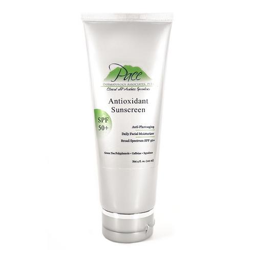 Antioxidant Sunscreen