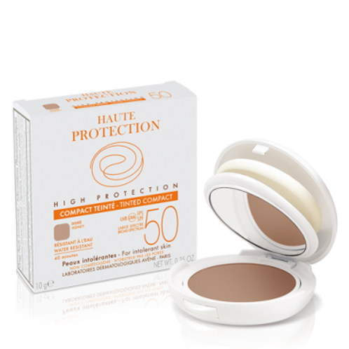 Honey - High Protection Tint Compact