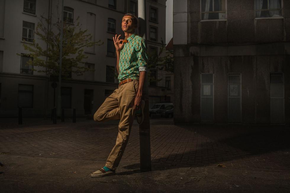 Stromae, Bruxelles, 2013