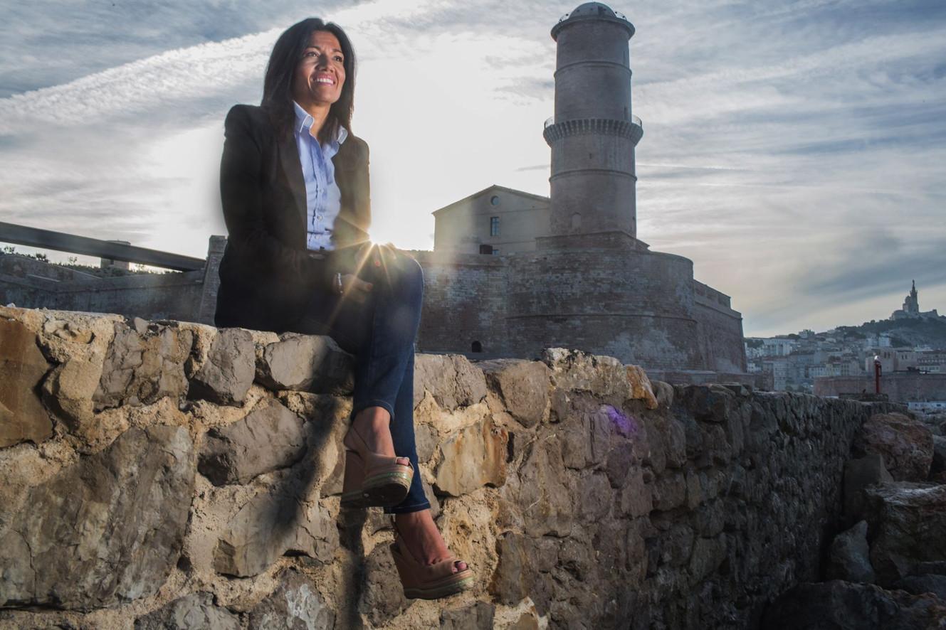 Samia Ghali, Marseille, 2013