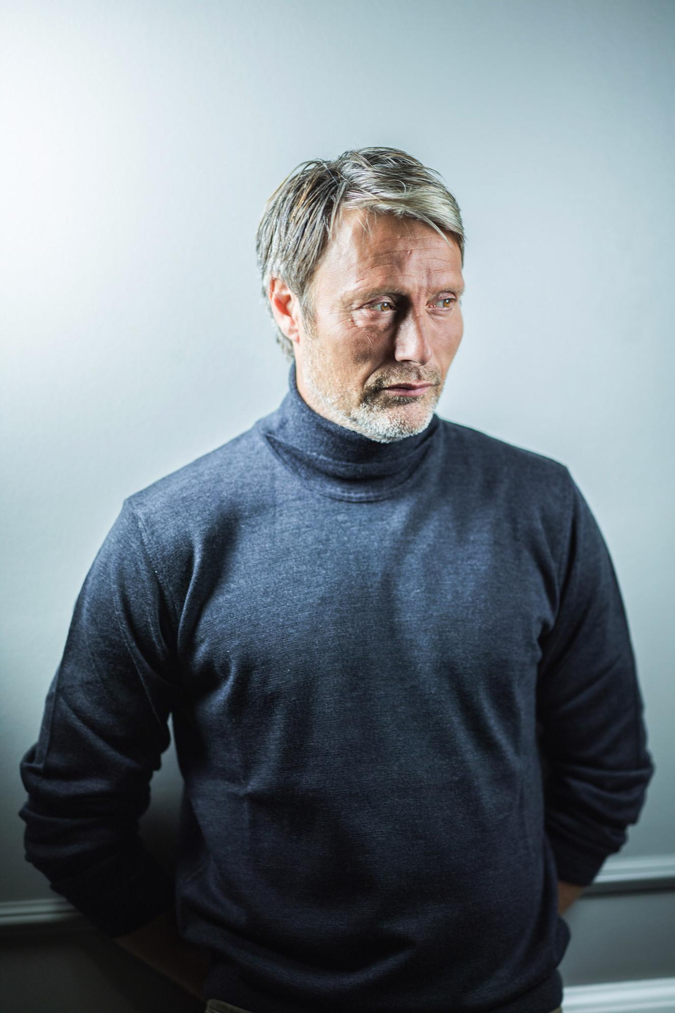 Mads Mikkelsen, Copenhague, 2016