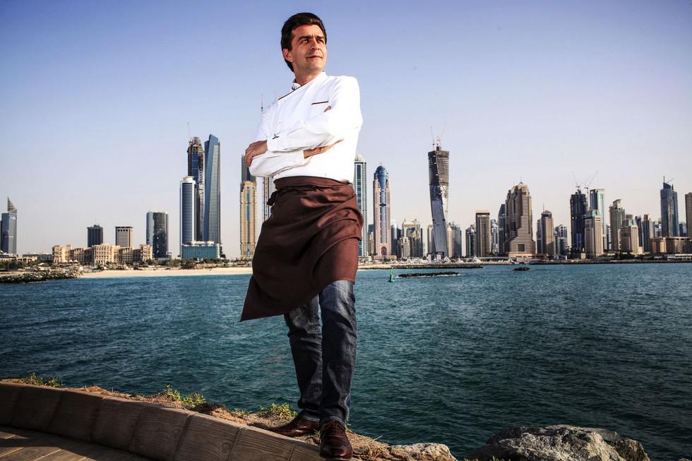 Yannick Alléno, Dubai, 2011