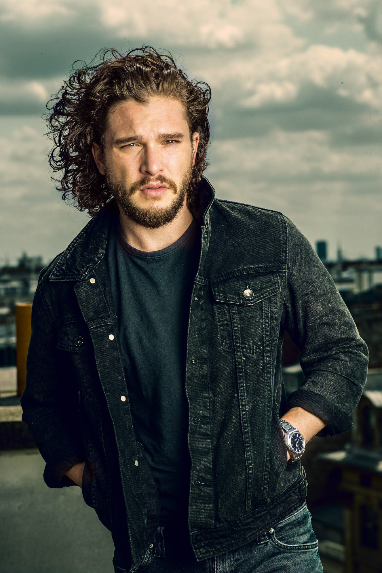 Kit Harrington, Paris, 2016