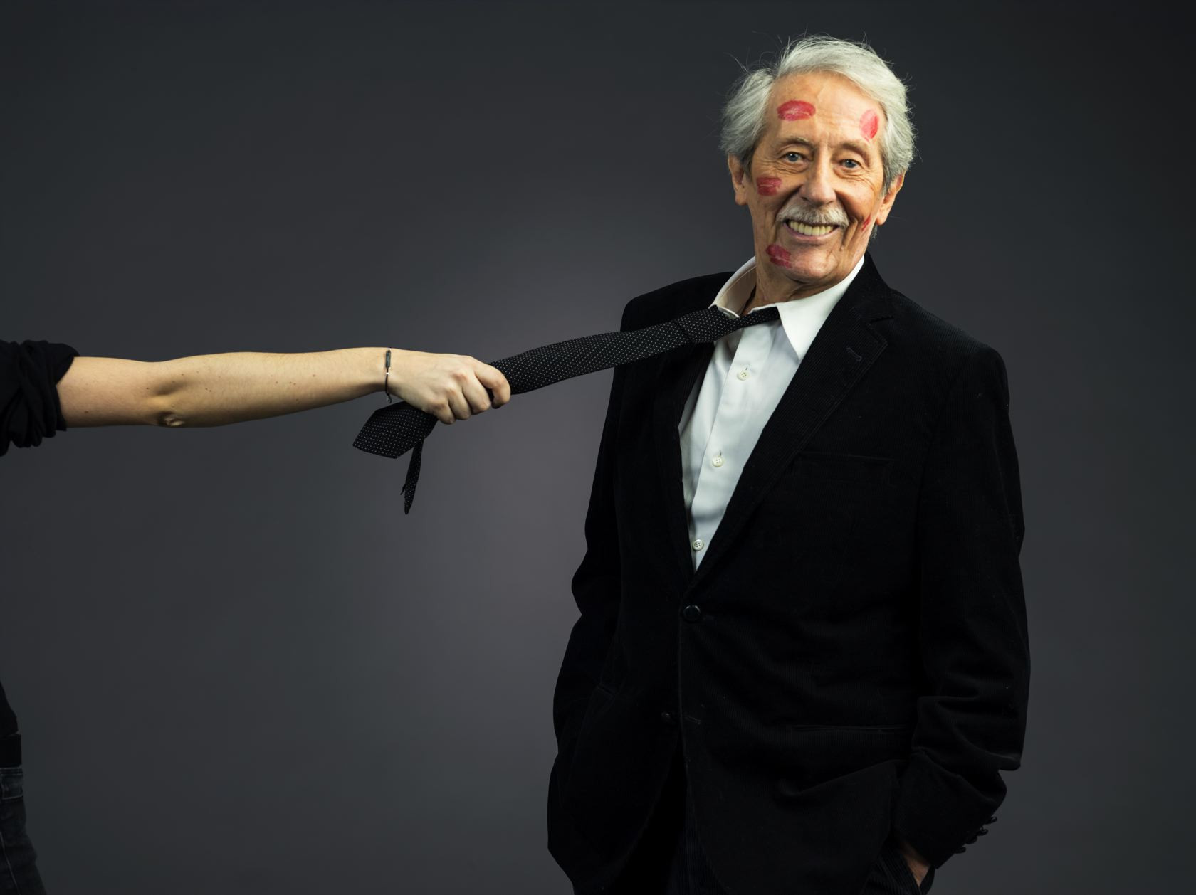 Jean Rochefort, Paris, 2012