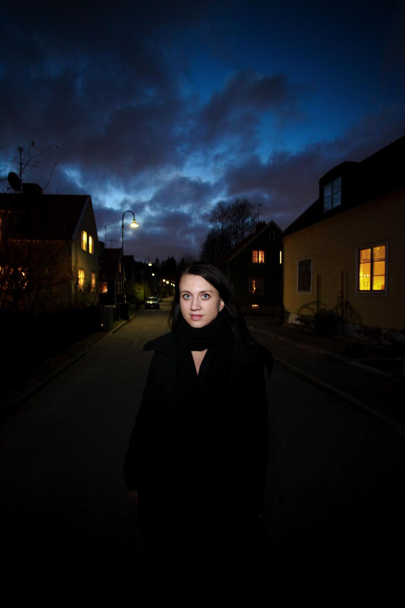 Camilla Läckberg, Stockolm, 2009