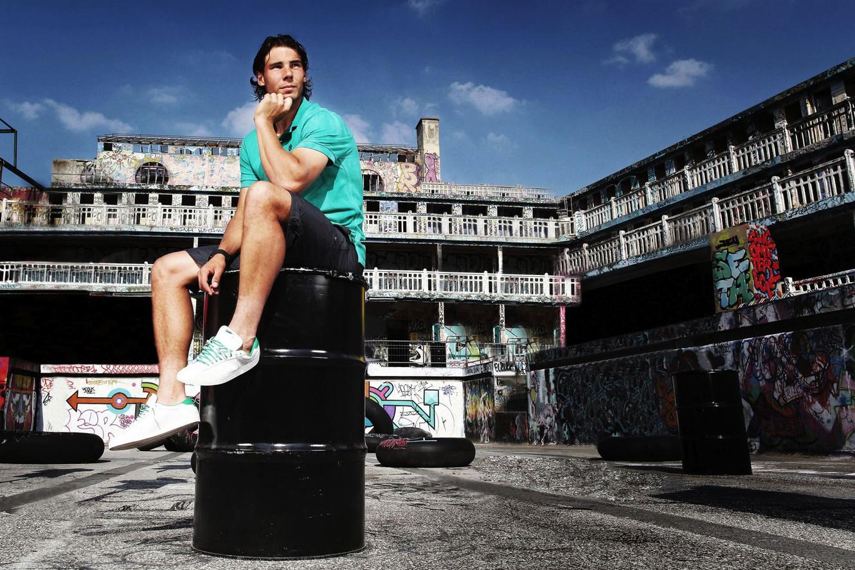 Rafael Nadal, Paris, 2010