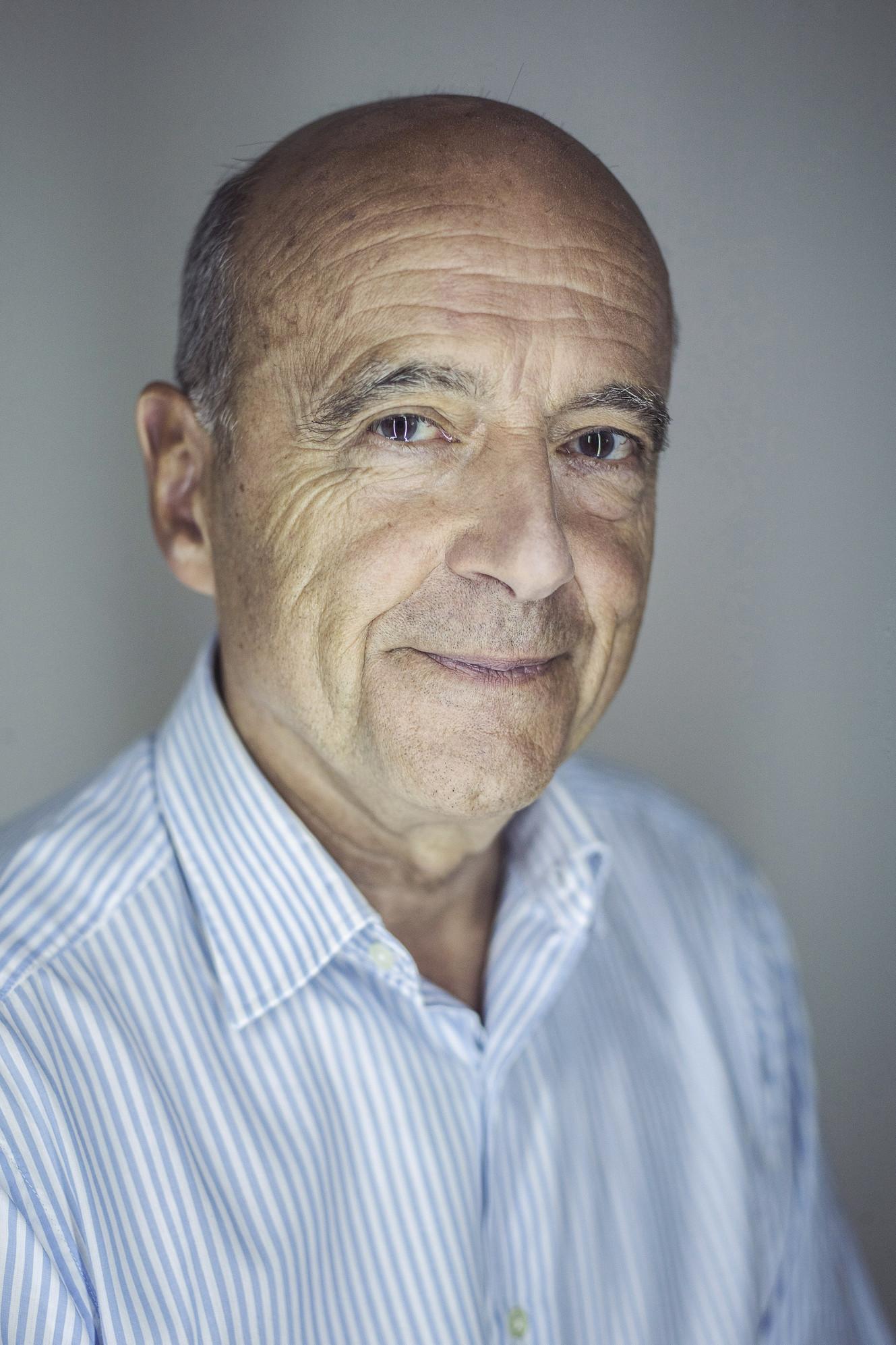 Alain Juppé, Paris, 2016