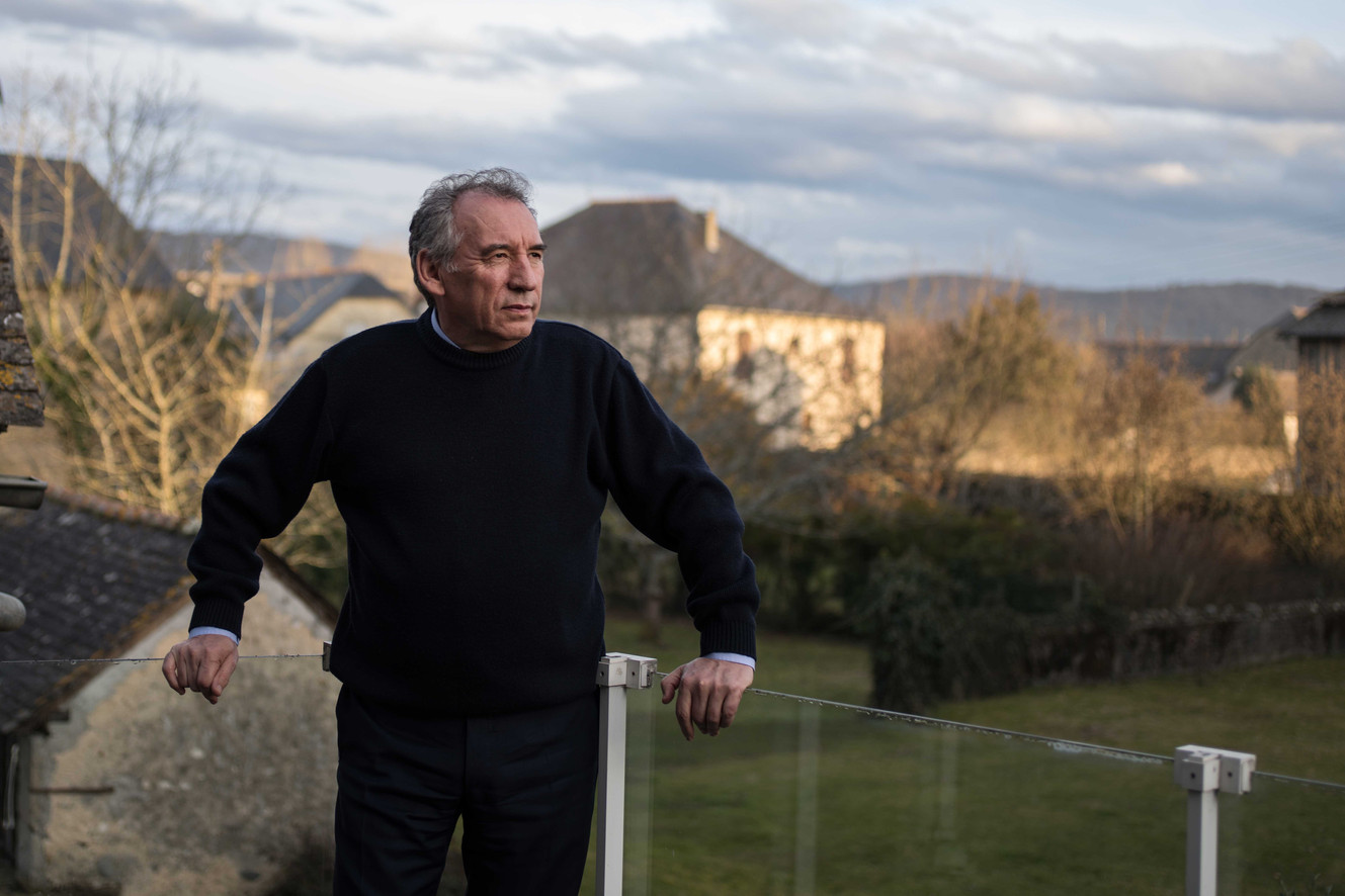 François Bayrou, Pau, 2017