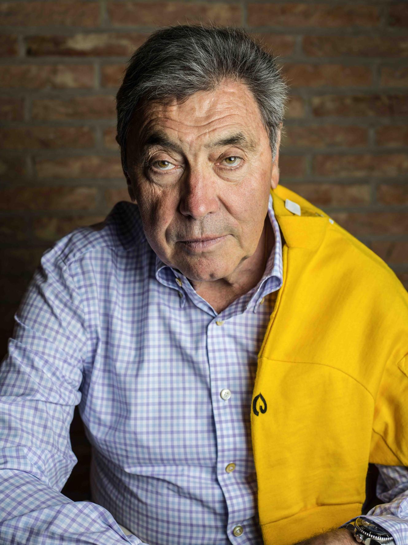 Eddy Merckx, Bruxelles, 2017