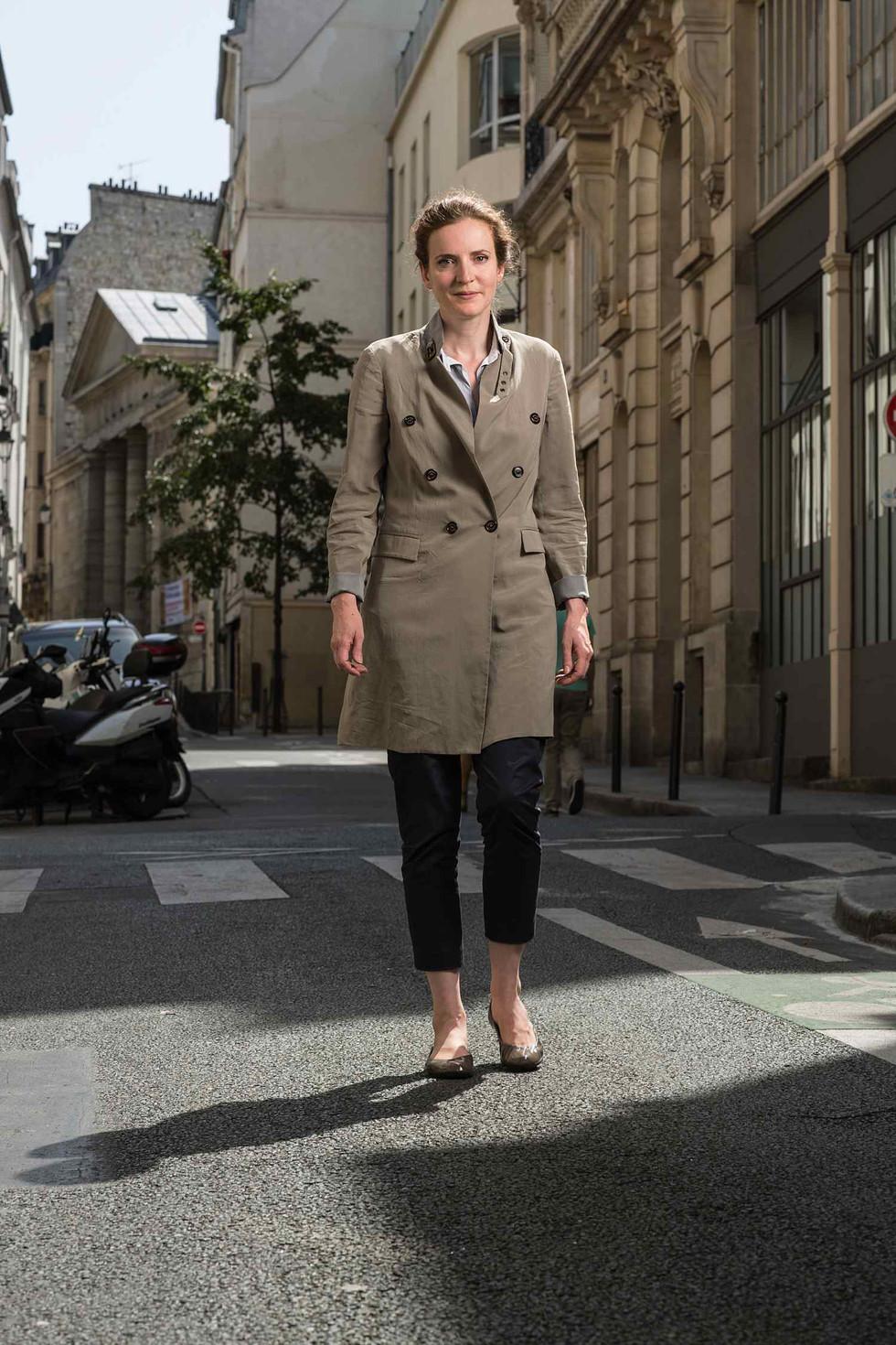 Nathalie Kosciusko-Morizet, Paris, 2014