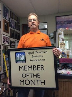 Member of the Month..