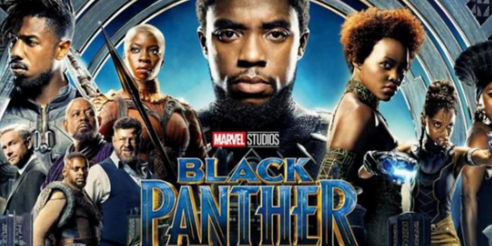 Fair Park Movie Night   BLACK PANTHER