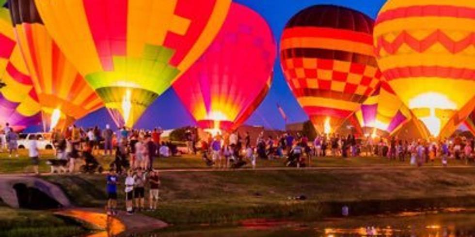 Fletch @ Lions Balloon Festival