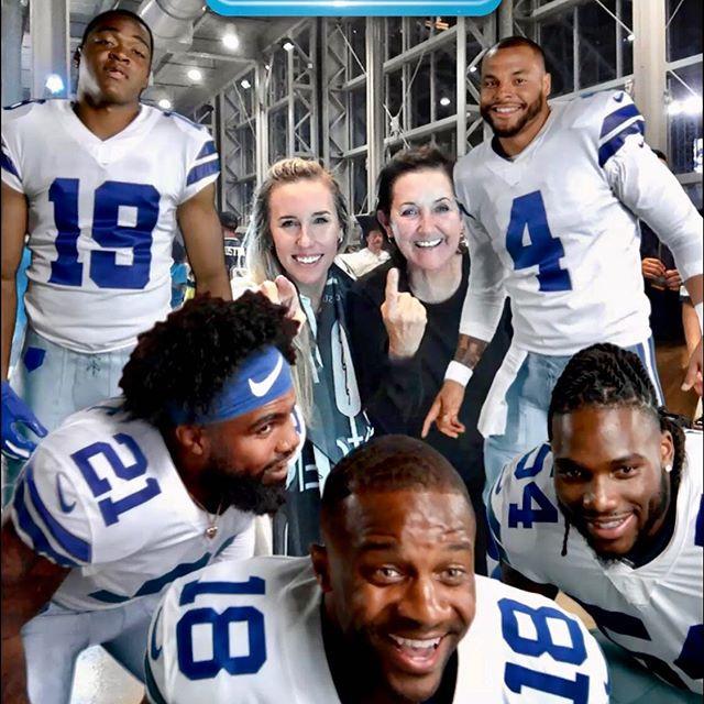 Eagles v Dallas Cowboys