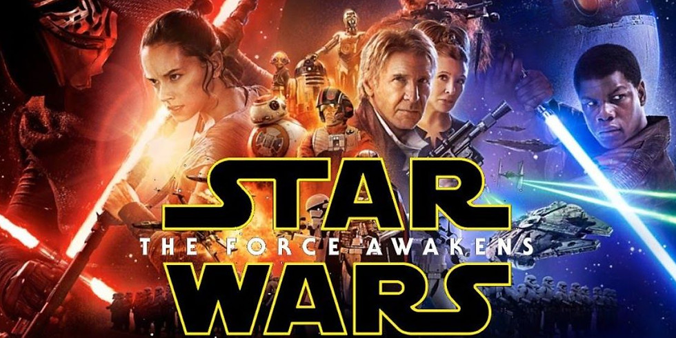 Fair Park Movie Night | STAR WARS: THE FORCE AWAKENS