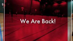 Basketball is back.