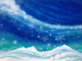 whistler winter art