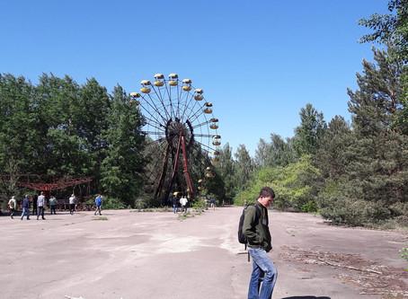 Mračni turizam - Černobil i Pripyat