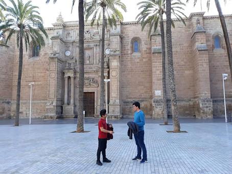Almerija, Španija - Andaluzija