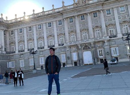 Tri dana u Madridu