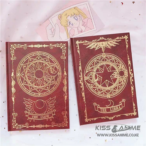 Cardcaptor Sakura Notebook (The Clow & The Libra)