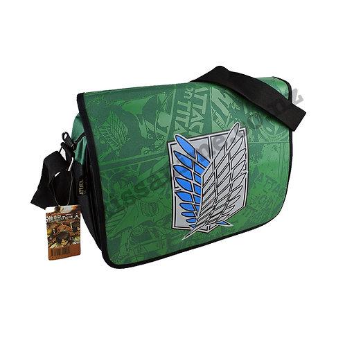 Attack on Taitan Messenger Bag Cosplay Shoulder Bag