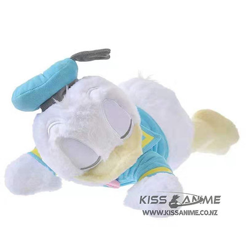 Disney Sleeping Donald Duck Plush Doll