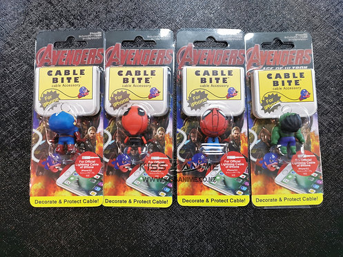 Marvel Avengers Cable Bites