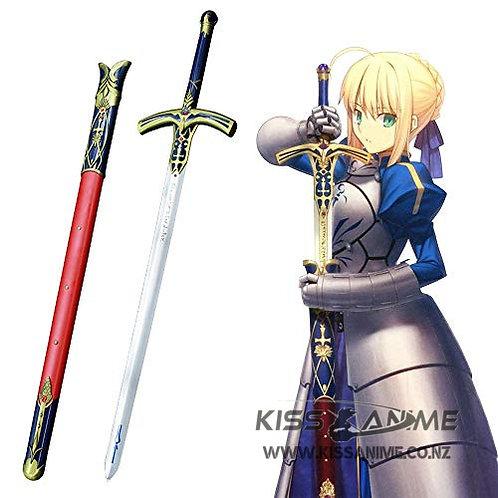 Fate Stay Night Saber Caliburn Sword