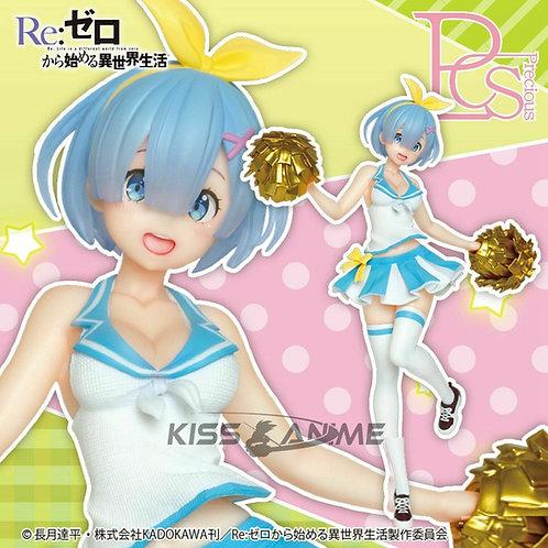 Re:Zero Rem Precious Figure Cheerleader  kara Hajimeru Isekai Seikatsu Taito