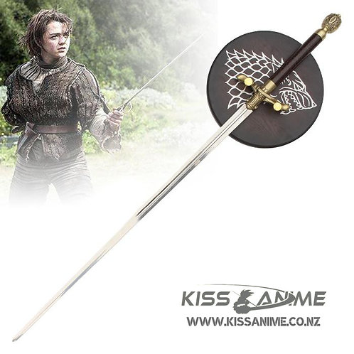 Game of Thrones Arya Stark's Needle with Plaque