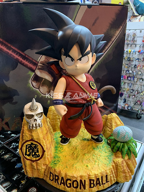 DT Dragon Ball Child Son Goku Statue 1/3 Scale Large Model