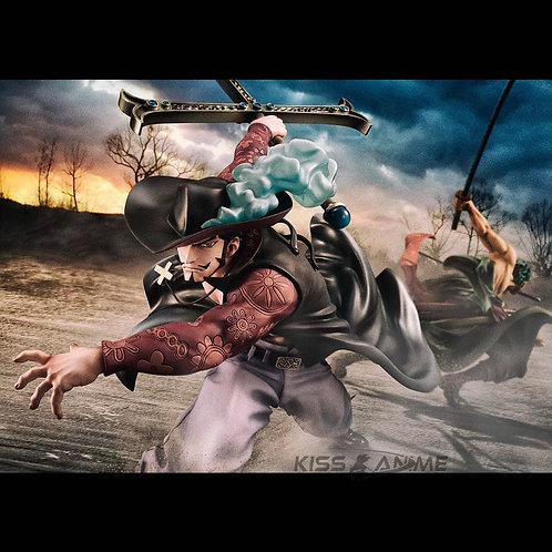 MegaHouse P.O.P One Piece Neo-Maximum Eagle's Eye Dracule Mihawk