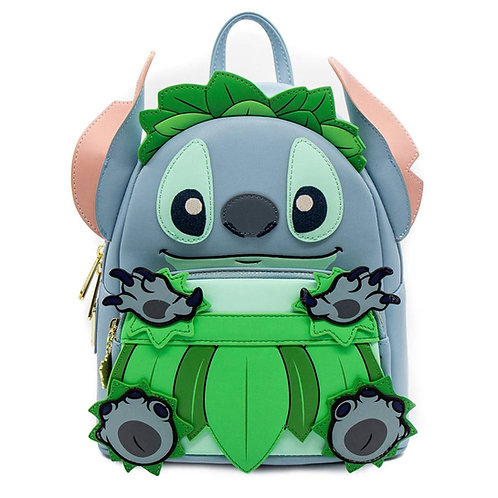 Loungefly Disney - Lilo & Stitch Luau Stitch Mini Backpack