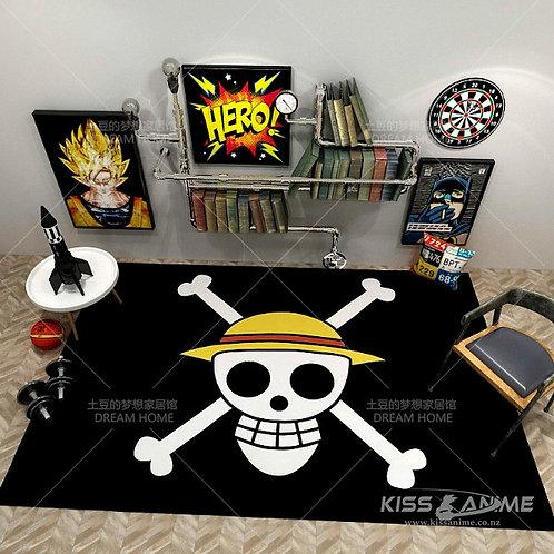 One Piece Square Carpet