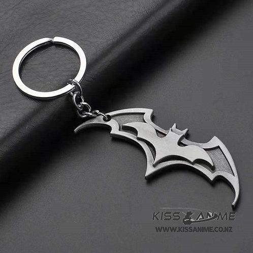 Batman Symbol Keychain
