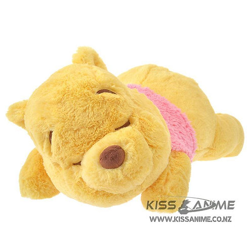 Disney Sleeping Winnie the Pooh Plush Doll