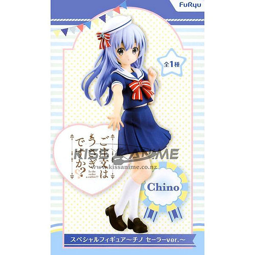 Furyu Is the order a rabbit? Special figure Chino Sailor ver.