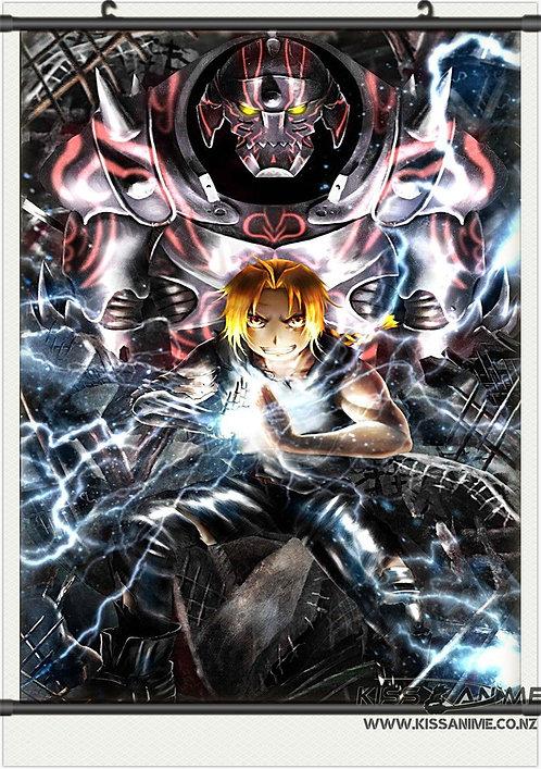 Full Metal Alchemist Posters